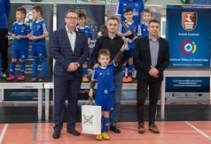 Na zdjęciu Wicestarosta Kraśnicki Karol Rychlewski, Wicedyrektor ds. Szkoły Mistrzostwa Sportowego Dar