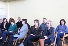 Na zdjęciu nauczyciele z powiatu kraśnickiego.
