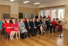 Na zdjęciu m.in. Anna Baluch radna Sejmiku Województwa Lubelskiego i zastępca dyrektora Oddziału Tere