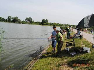 Zawody wędkarskie Piknik nad Wodą 16.06.2019 r.