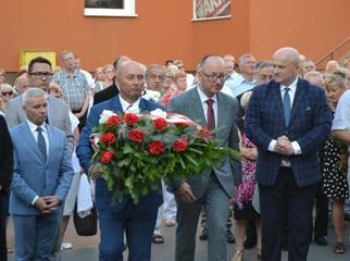 60. rocznica walki o kościiół w Kraśniku Fabrycznym.