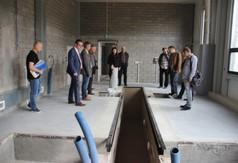 Odbiór robót budowlanych dot. budowy warsztatów kształcenia praktycznego przy Zespole Szkół nr 3 w