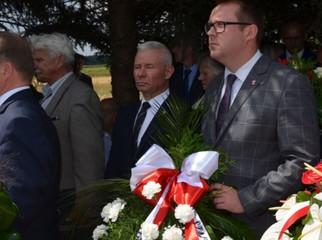 Wojewódzkie uroczystości Dnia Walki i Męczeństwa Wsi Polskiej odbyły się 12 lipca br. w Szczecynie