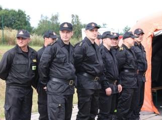 14 lipca na stadionie w Trzydniku Dużym odbyły się Powiatowe Zawody Sportowo – Pożarnicze drużyn O
