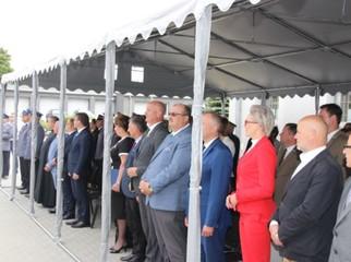 16 lipca br. w kraśnickiej Komendzie Policji odbyła się uroczystość zorganizowana z okazji Święta