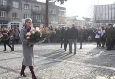 Na zdjęciu Anna Baluch Radna Sejmiku Wojewódzkiego.