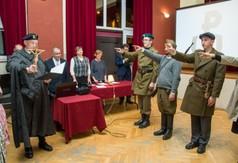 wieczornica poświęcona 80 rocznicy wybuchu II wojnie światowej.