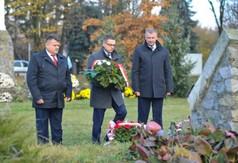 Obchody 11 listopada- Święta Odzyskania Niepodległości w Gminie Wilkołaz.