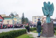Obchody 11 listopada- Święta Odzyskania Niepodległości w Urzędowie.