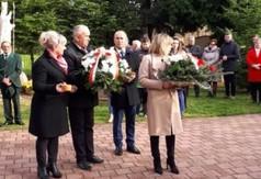 Obchody 11 listopada- Święta Odzyskania Niepodległości w Gminie Trzydnik Duży.