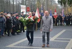 Obchody 11 listopada- Święta Odzyskania Niepodległości w Gminie Gościeradów.
