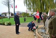 Obchody 11 listopada- Święta Odzyskania Niepodległości w Gminie Szastarka.