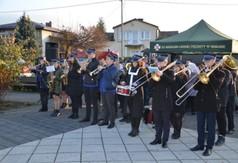 Obchody 11 listopada- Święta Odzyskania Niepodległości w Gminie Zakrzówek.