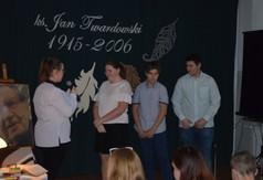 Przedstawienie w wykonaniu uczniów z Zespołu Szkól Specjalnych w Kraśniku.