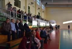 II Charytatywny Turniej w Siatkonogę. Na zdjęciu widownia.