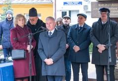 Na zdjęciu Proboszcz Parafii p.w. św. Mikołaja w Urzędowie ks. kan Edward Kozyra, Poseł na Sejm RP K