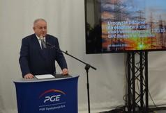 Na zdjęciu Dyrektor Generalny Oddziału Lublin Andrzej Kuchciak.