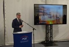 Na zdjęciu Rektor Politechniki Lubelskiej i Członek Rady Nadzorczej PGE Dystrybucja prof. dr hab. inż.