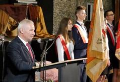 Na zdjęciu Starosta Kraśnicki Andrzej Rolla.