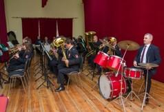 Orkiestra Dęta OSP w Urzędowie.