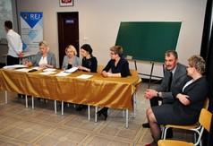 Jury podczas konkursu Monte Cassino.