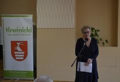 Na zdjęciu Prezes Stowarzyszenia Rady Kobiet w Kraśniku Teresa Kamela.
