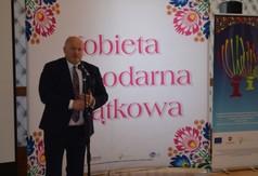 Marszałek Województwa Lubelskiego Jarosław Stawiarski