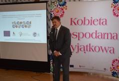 Członek Zarządu Województwa Lubelskiego Zdzisław Szwed