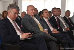 Uczestnicy konferencji inauguracyjnej rozpoczęcia prac nad Strategią marki Roztocze- Roztocze- tut