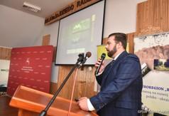 Konferencja inauguracyjna rozpoczęcia prac nad Strategią marki Roztocze- Roztocze- tutaj naturalni
