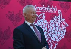 Starosta Powiatu Kraśnickiego Pan Andrzej Rolla