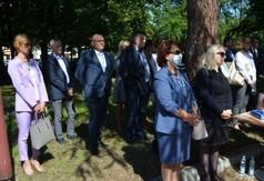 Uczestnicy spotkania na którym została podpisana umowa na realizację projektu partnerskiego.