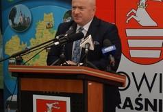 Marszałek Województwa Lubelskiego Pan Jarosław Stawiarski