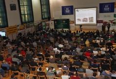 Na zdjęciu uczestnicy corocznej Konferencji Sadowniczej w Kraśniku
