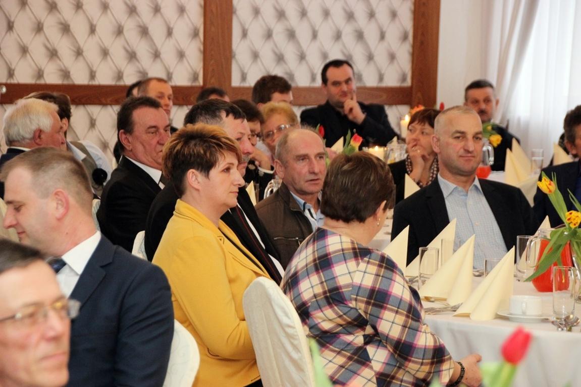 Na zdjęciu uczestnicy pierwszego Kongresu Sołtysów w Kraśniku. (link otworzy duże zdjęcie)