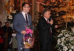 Na zdjęciu Starosta Kraśnicki Krzysztof Staruch i Wicestarosta Kraśnicki Karol Rychlewski (link otworzy duże zdjęcie)