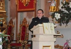 Na zdjęciu Dziekan Dekanatu Kraśnickiego Ks. dr Jerzy Zamorski. (link otworzy duże zdjęcie)
