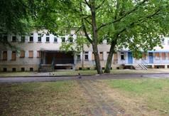 Aktualne zdjęcie budynku dawnej przychodni