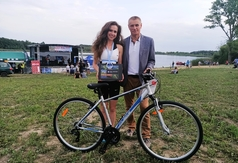 Magdalena Wójcicka z SKB Kraśnik (link otworzy duże zdjęcie)
