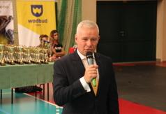 Starosta Kraśnicki Andrzej Rolla podczas przemówienia (link otworzy duże zdjęcie)