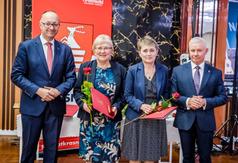 Nagrodzeni medalem Starosty Kraśnickiego (link otworzy duże zdjęcie)