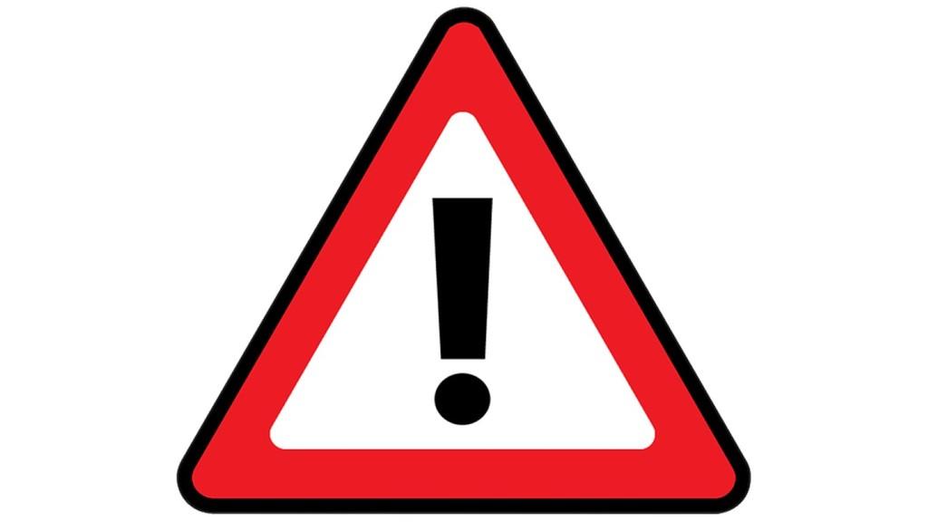Grafika trójkąt ostrzegawczy (link otworzy duże zdjęcie)