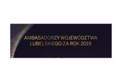 Grafika Ambasadorzy Województwa Lubelskiego 2019
