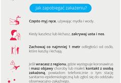 PLAKAT-KORONAWIRUS Ministerstwo Zdrowia (link otworzy duże zdjęcie)