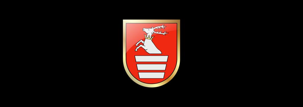 herb powiatu kraśnickiego (link otworzy duże zdjęcie)
