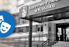 Grafika - Komunikat Starostwa Powiatowego w Kraśniku