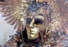 """Zdjęcie z wystawy """"Carnevale di Venezia Grażyny Hankiewicz"""