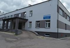 Budynek Oddział Ginekologiczno-Położniczo-Noworodkowy.