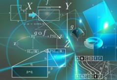 Grafika - tablica wzory matematyczne.