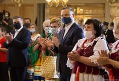 Wizyta Prezydenta Andrzeja Dudy w Urszulinie, fot. Katarzyna Link/LUW (link otworzy duże zdjęcie)